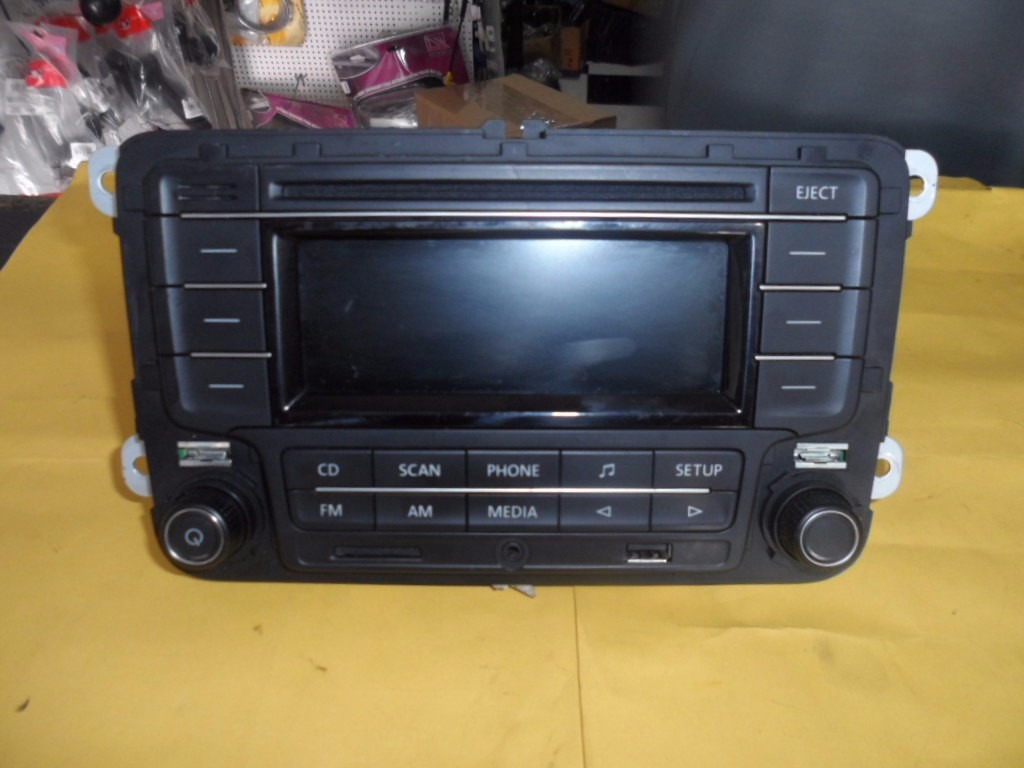 radio cd original vw novo fox 2014 mp3 usb sd bluetooth. Black Bedroom Furniture Sets. Home Design Ideas