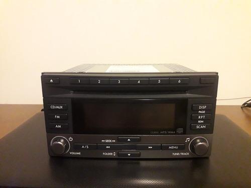 radio cd player clarion subaru
