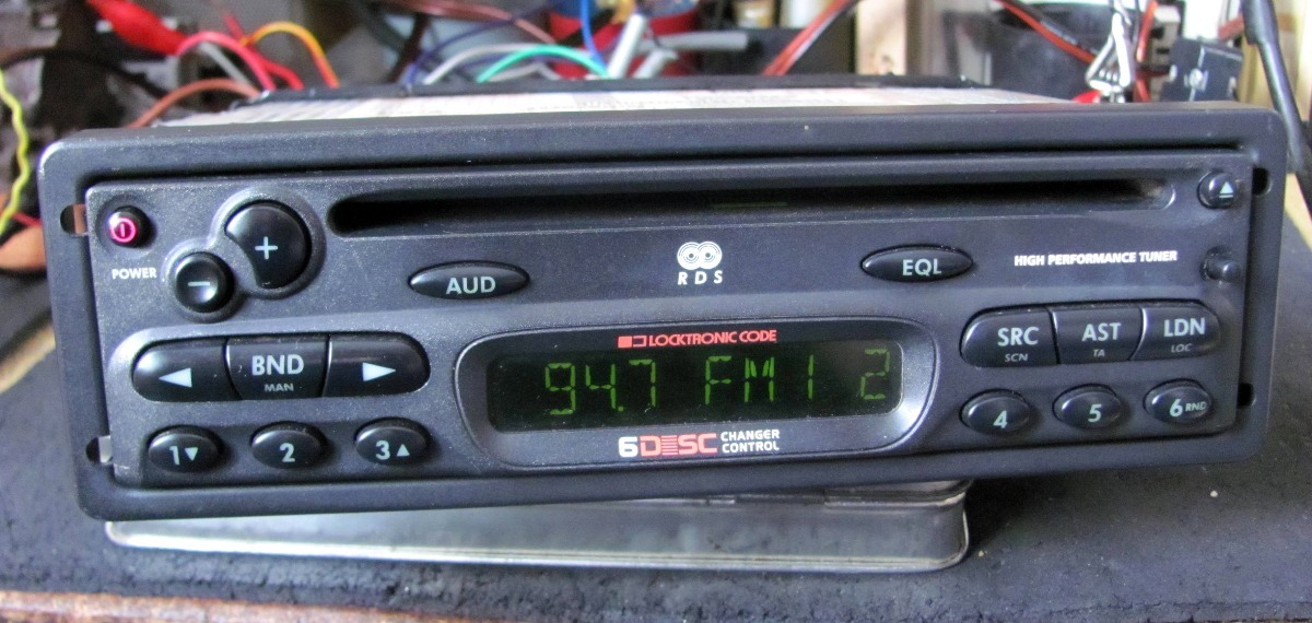 Radio Cd Player Original Gm Chevrolet S10 Corsa Astra Meriva R Rhprodutomercadolivrebr: Gm Radios Cd At Gmaili.net