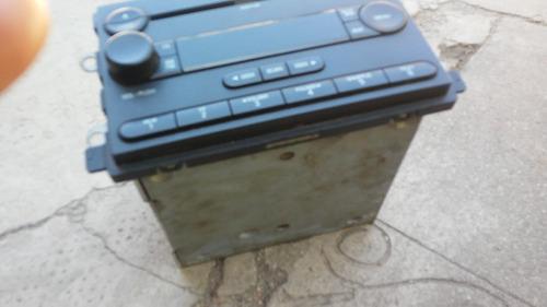 radio /cd/mp 3 de tablero original ford explorer 2007/2008/