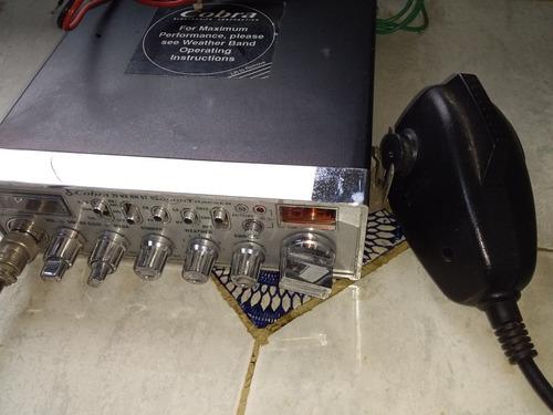 radio cobra 40 canales