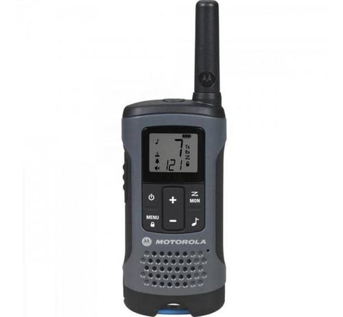 radio comunicador talkabout 32km t200br motorola c/ nota nfe
