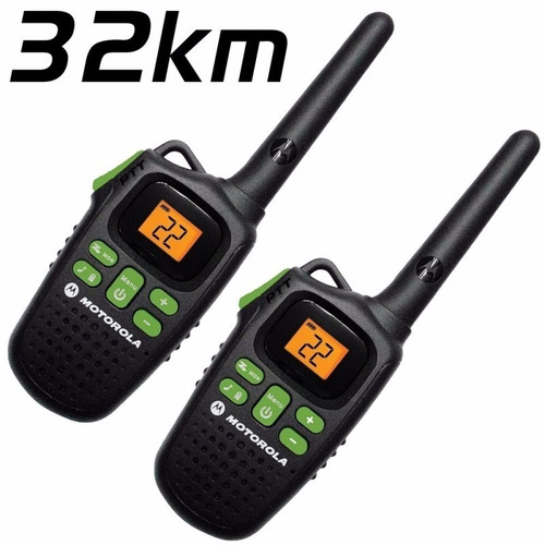 radio comunicador talkabout motorola 32km    md200mr