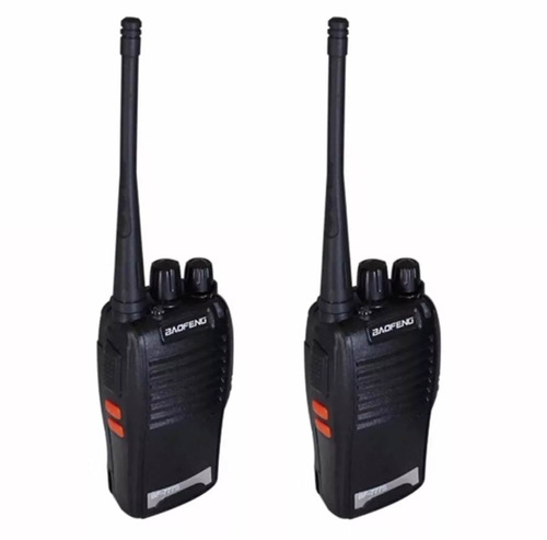 radio comunicador walk talk baofeng bf-777s talkabout 12 km