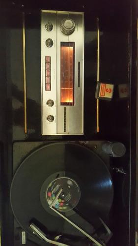 radio consola antigua stromberg carlson mod scala 6j3-3