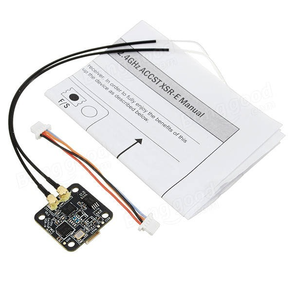 Radio Control Frsky Taranis Qx7 Con Receptor Xsr-e Tivelco
