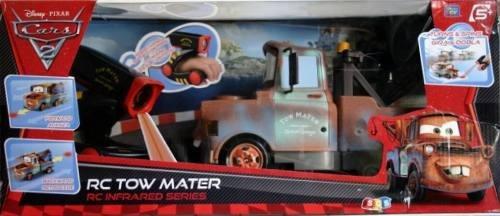 radio control tow mater cars 2 de disney pixar