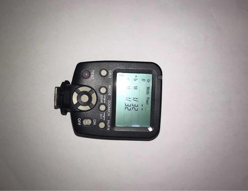 radio controlador yongnuo 560tx para canon