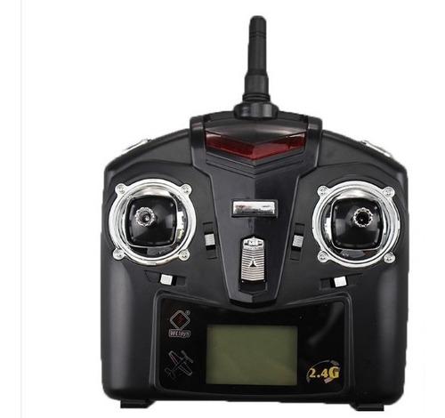 rádio controle avião wltoys f949 f959 + carregador de brinde