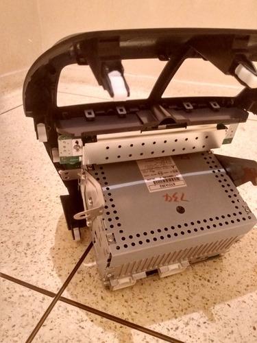 rádio da pajero com moldura ano 2010