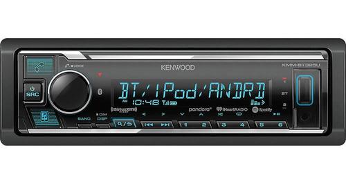 radio de auto kenwood bluetooth aux usb spotify garantia