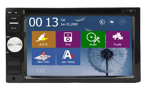 radio de auto one- usb - bluetooth - television - ! gps !