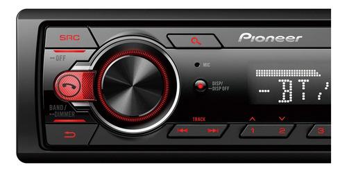 radio de auto pionner sin cd usb doble blutooth aux garantia