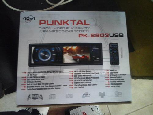 radio de auto punktal pk-8903usb mi casa