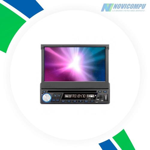 radio de auto retractil- usb -bluetooth- television - ! gps!