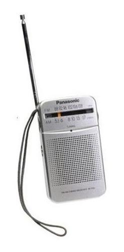 radio de bolsillo panasonic am/fm c/ parlante analoga ramos