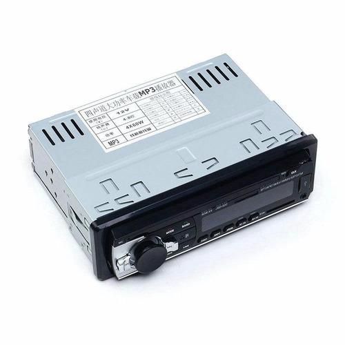 radio de carro bluetooth usb  auxliar  + control llamadas