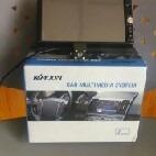 radio de carro de pantalla.bluetooh,micro.memoria usb.