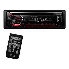 Rádio De Cd Automotivo Pioneer Deh-s1050ub Com Usb/auxiliar