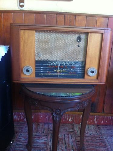 radio de colección