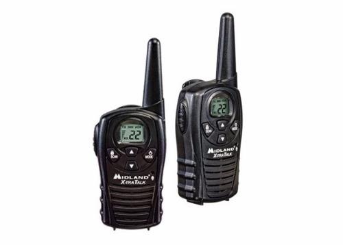 radio de dos vias midland xtra talk lxt118 series !!nuevo!!