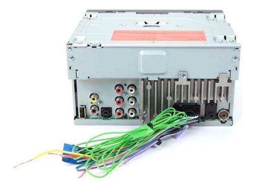 radio de pantalla pioneer avh-205bt