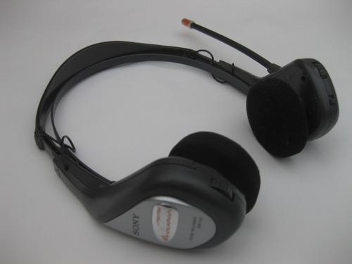 radio diadema sony