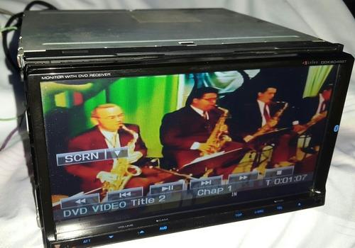 radio doble din para toyota kenwood ddx 8046bt bluetooth gps