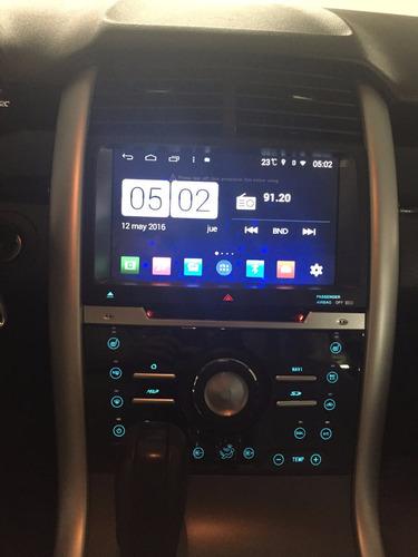 radio dvd gps para ford edge se 2011 12 13 14 android