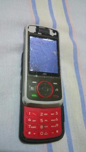 radio e celular motorola i856 tela quebrada