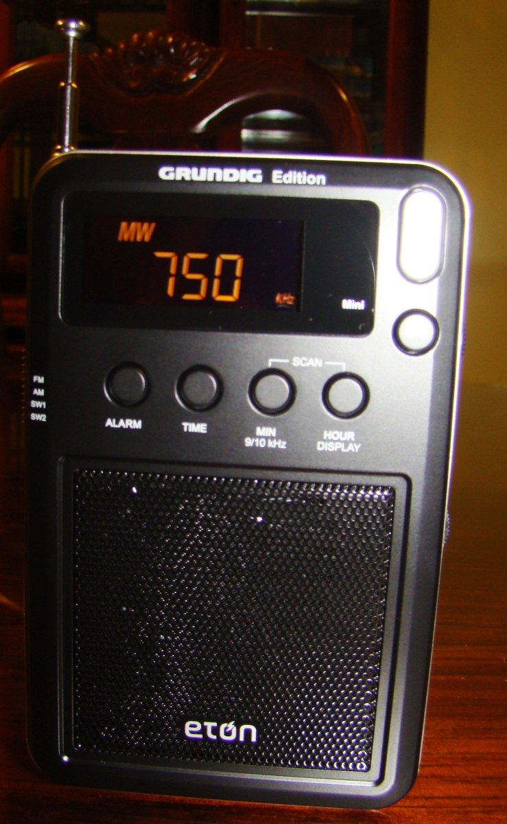 Radio Eton Mini Grundig Edition Am Fm Sw Digital De
