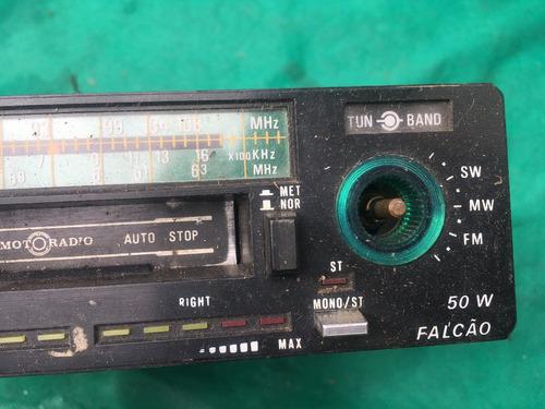radio falcao opala chevette fusca maverick corcel antigo