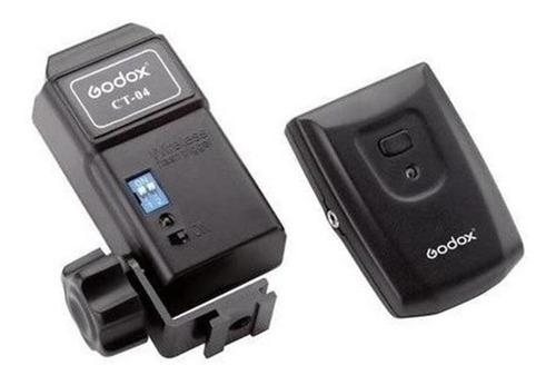 rádio flash godox ct-04 para nikon