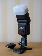 radio flash pt-04gy 4 canais pt04 universal nikon canon wifi