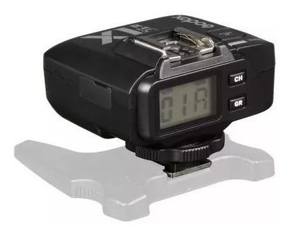 radio flash ttl godox x1r-c (receiver)