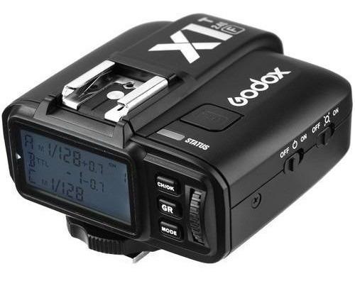 radio flash ttl godox x1t-f (transmitter)