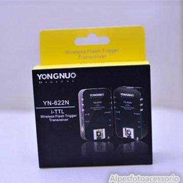 radio flash ttl yongnuo yn-622n nikon
