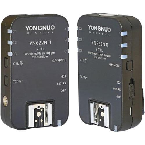 radio flash yongnuo yn622n ii yn622 yn-622n i-ttl nikon