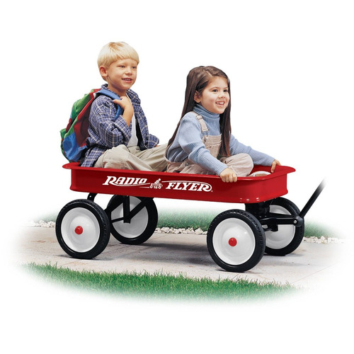 radio flyer clásico