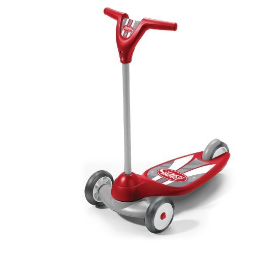 radio flyer mi primer scooter, rojo