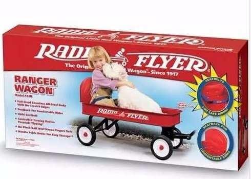 radio flyer | speelgoedw bolderkar