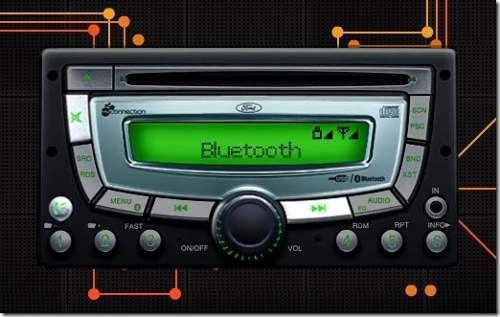 rádio ford visteon my connection senha code desbloqueio