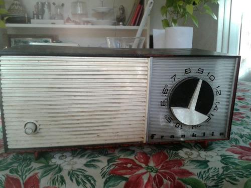 radio franklin am valvular