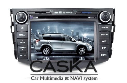 radio full tech para toyota rav4, garantia caska con cámara