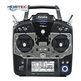 Radio Futaba T8j 2.4ghz Novo Na Caixa