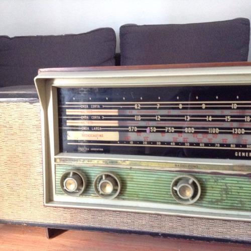 radio general electric