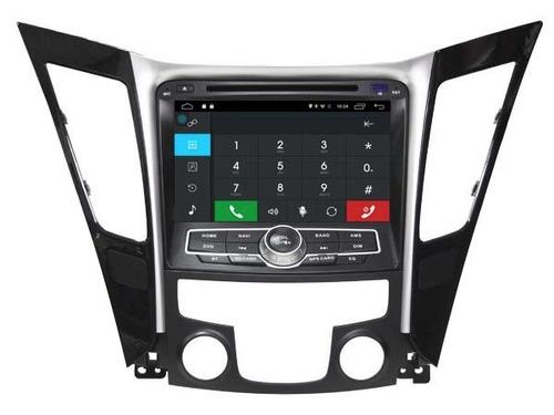 radio gps bluetooth hyundai i40 i45 i50 android 10 2gb 16gb