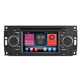Radio Gps Bluetooth Jeep Grand Cherokee Android 10 2gb 16gb