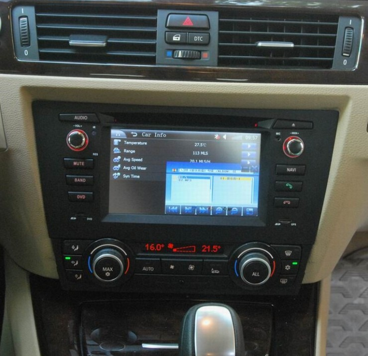 radio gps dvd bluetooth touch bmw serie 1 e87. Black Bedroom Furniture Sets. Home Design Ideas
