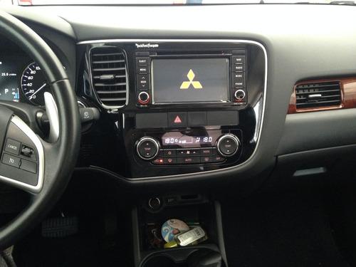 radio gps  mitsubishi outlander 2015+  android